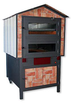 Forni a legna caesar agrigento sicilia tel e fax 0922 - Piano cottura per esterno ...